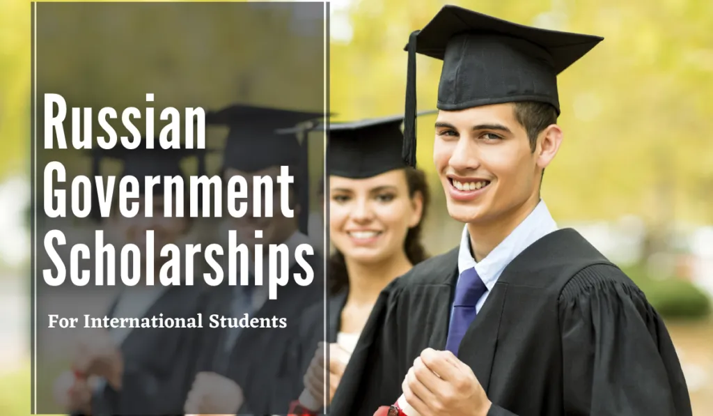 300 Russian Government funding for International Students, 2020